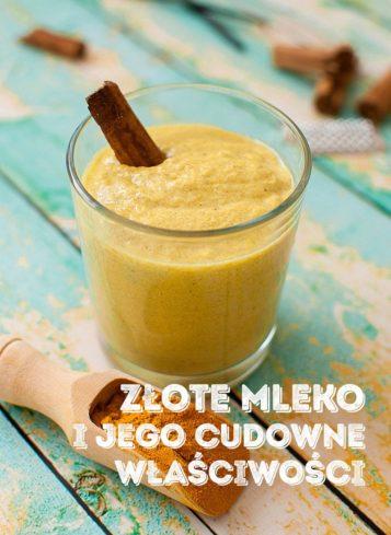 Złote mleko - przepis i właściwości