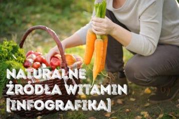 naturalne źródła witamin oraz ich rola w organizmie