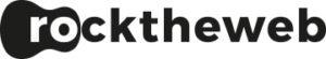 rock the web logo