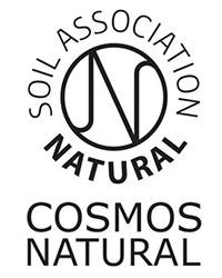 soil associacion natural - certyfikat kosmetyku naturalnego